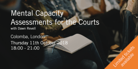 Mental Capacity Assessments for the Courts